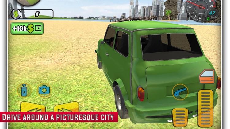 Urban Car Driving: City Explor