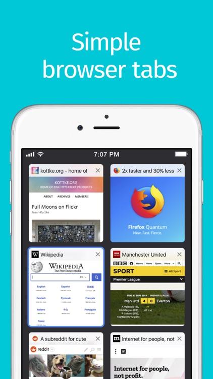 Firefox Web Browser screenshot-4