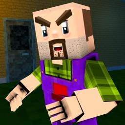 Blocky Neighbor 3D