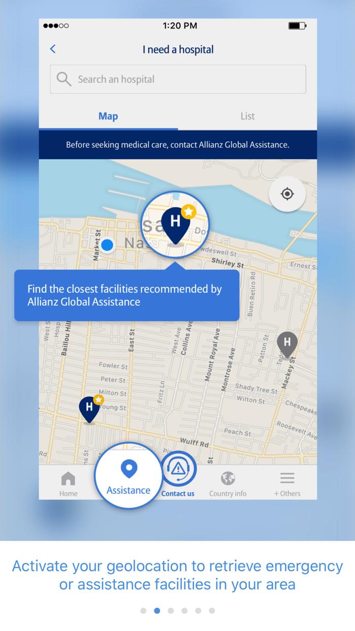 TravelSmart - Have a safe trip Screenshot