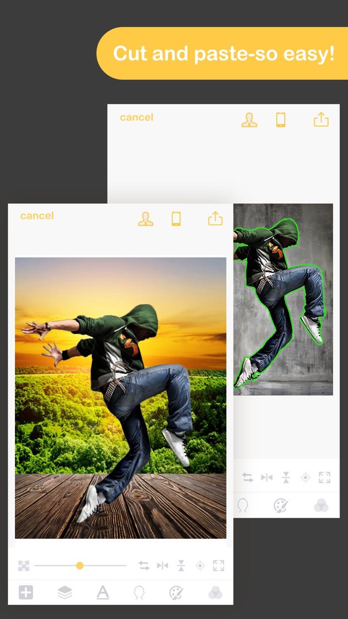 Pro KnockOut-Photo Editor Fix Screenshot