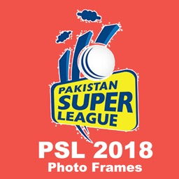 PSL 2018 Teams Photo Frames