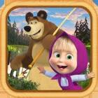 马沙和熊:钓鱼 icon