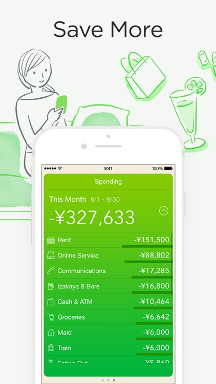 Moneytree - Finance Made Easy