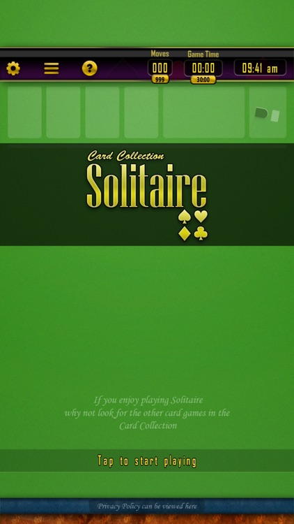 Solitaire Card Collection screenshot-3