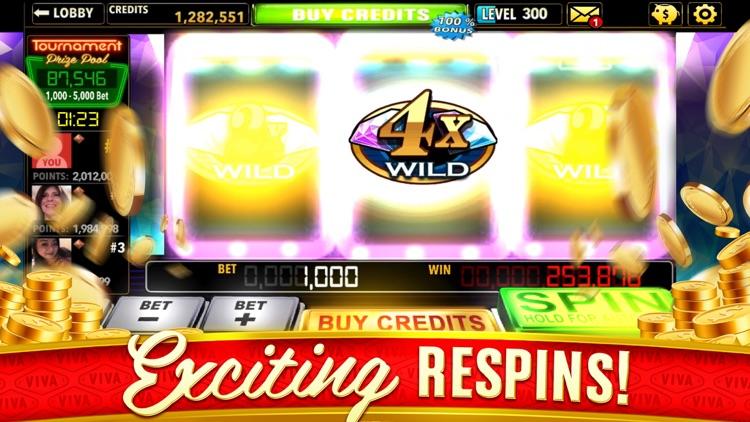 Viva Slots Vegas Classic Games screenshot-4