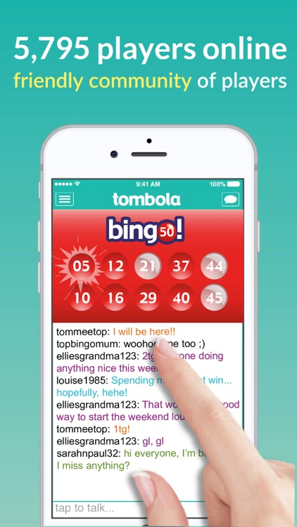 tombola bingo - UK Bingo Games screenshot-7