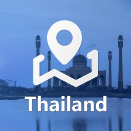 ThailandMap Offline Navigation