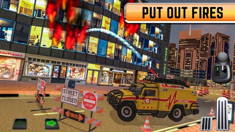 Emergency Driver Sim: City Hero screenshot-0