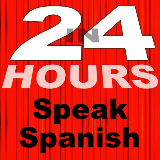 In 24 Hours Learn Spanish