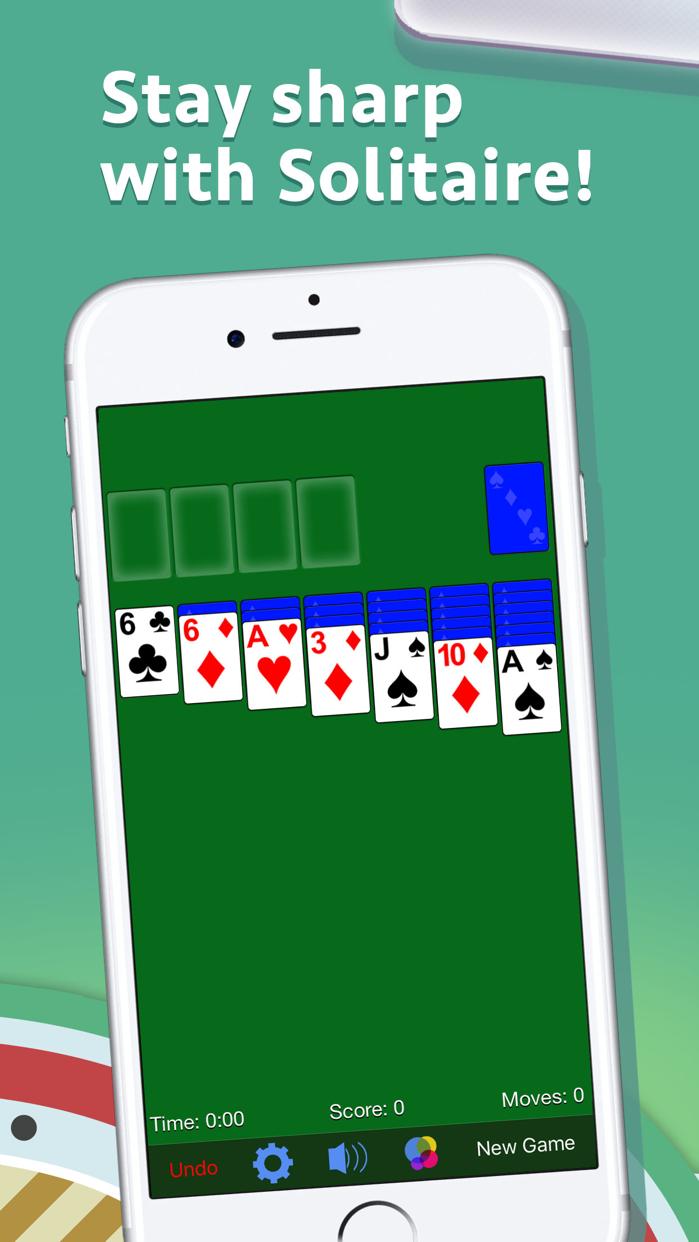 Solitaire· Screenshot