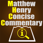 Matt Henry Concise Commentary app review