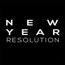 New Year's Season Resolutions