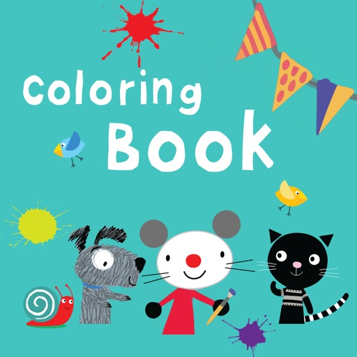 Coloring Book [toddler]