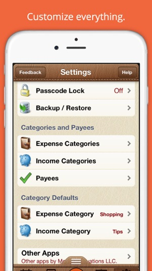 easy expense tracker