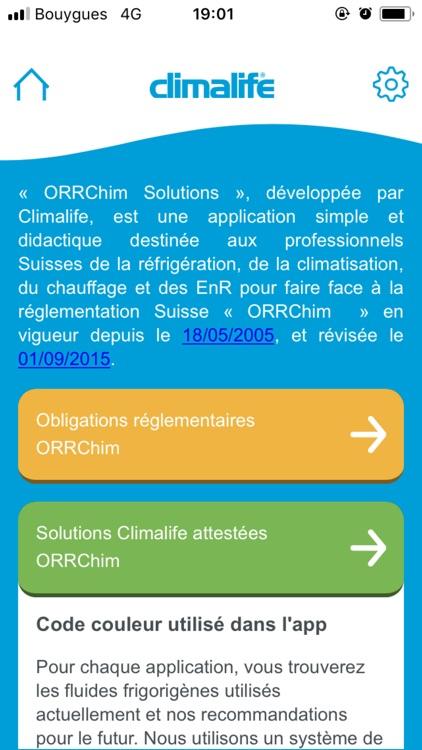 ORRChim Solutions