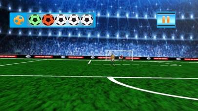 Goal Keeper Football Penalty screenshot 4