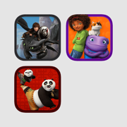 DreamWorks Interactive Storybooks