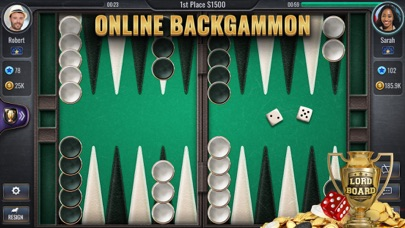 Backgammon – Lord of the Board på PC