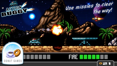 Screenshot from Action Buggy