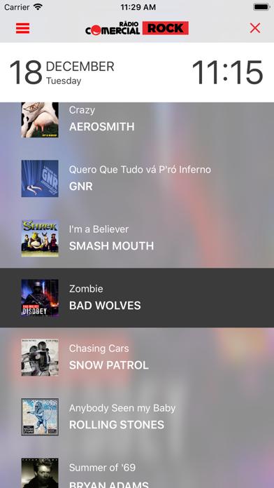 Radio Comercial screenshot three