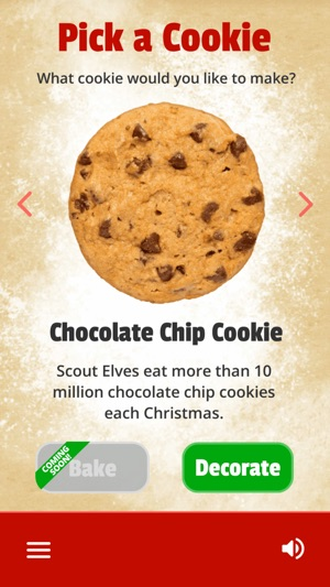 Make A Cookie For Santa On The App Store