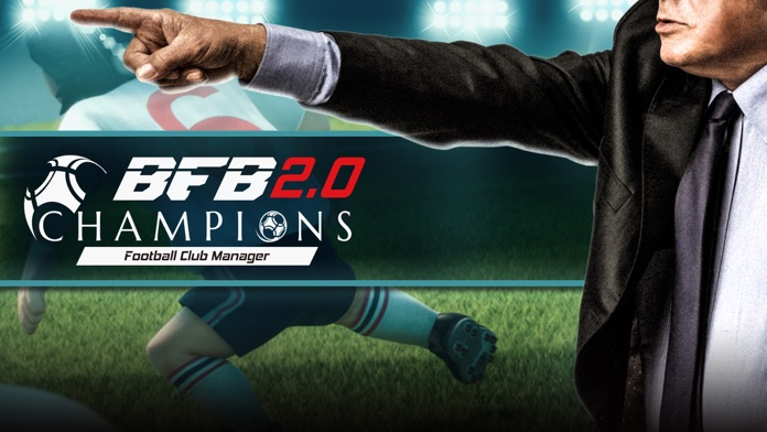BFB Champions 2.0 ~Football Club Manager~ Screenshot