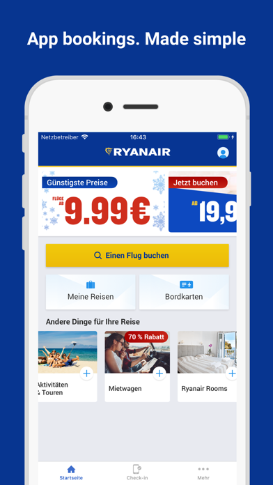 messages.download Ryanair software