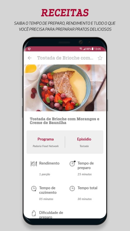Food Network Brasil screenshot-3