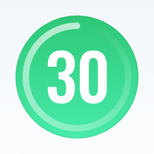 30 Day Fitness Challenge ∘ Health & Fitness app
