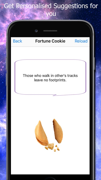 Fortune Cookie - Motivation & Inspirational Quotes screenshot-4