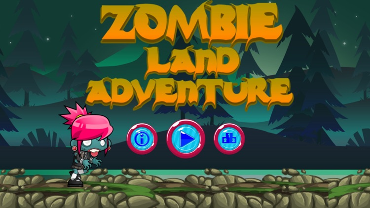Zombie Land Adventure screenshot-0