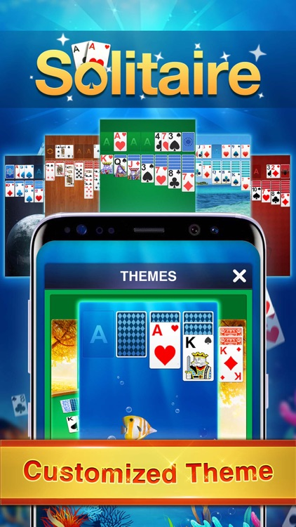 Solitaire Classic Games screenshot-3