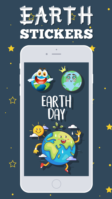 Earth Emojis screenshot two