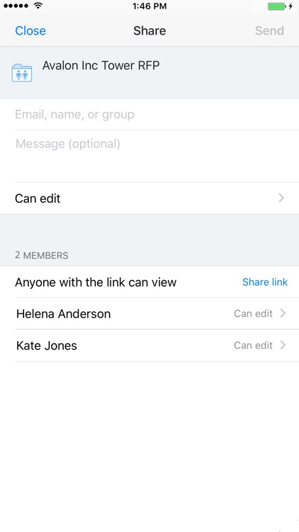 Dropbox screenshot-4