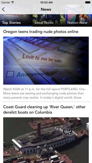 KGW 8 News - Portland en App Store
