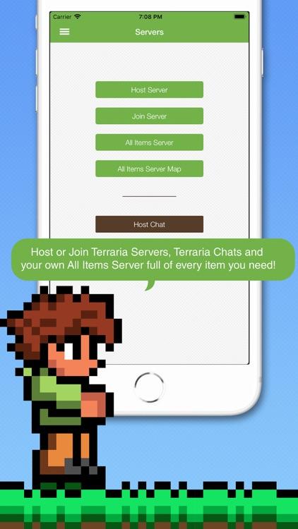 Multiplayer PE for Terraria screenshot-4