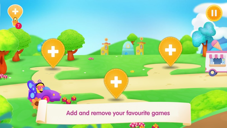BBC CBeebies Playtime Island screenshot-0