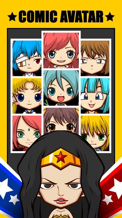 SuperMe—Make comic and cartoon avatar screenshot-3
