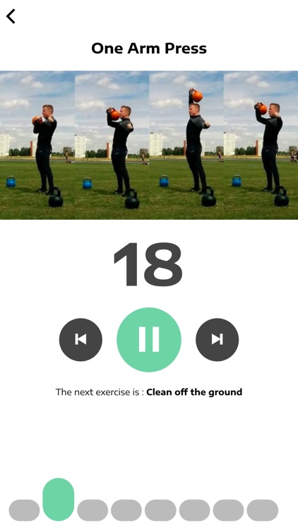 Kettlebell Exercise Guide PRO screenshot-4