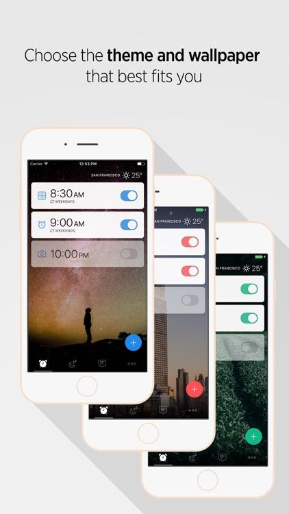 Alarmy (Sleep If U Can)- Alarm clock screenshot-3