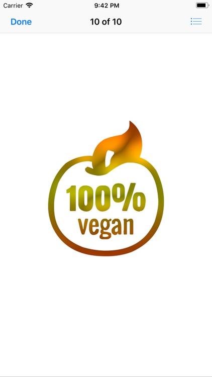 Only Vegan Stickers screenshot-9