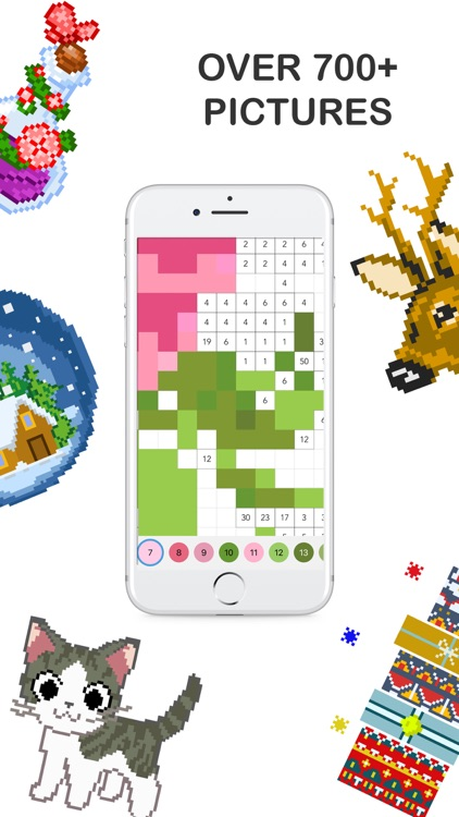 Pixel Color - Paint by Number screenshot-4