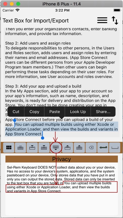 Keyboard Aide E - Typing Fast by Wanlou Feng