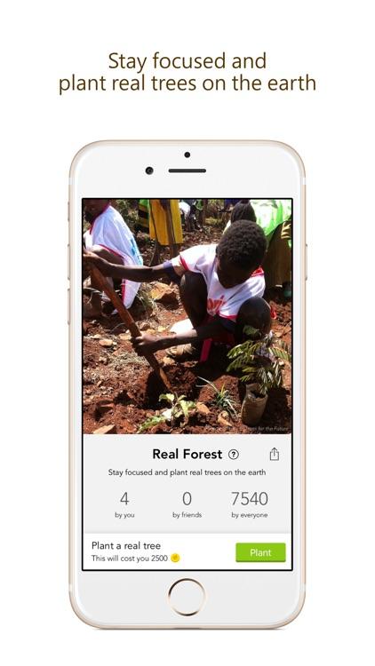 Forest by Seekrtech screenshot-4