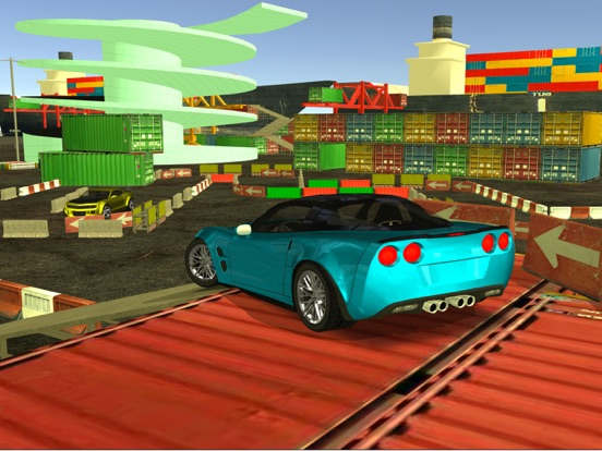 Excited Parking - Car Driving Parking Simulator-ipad-3