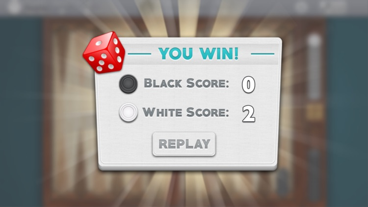 Backgammon ▽▲