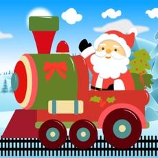 Activities of Christmas Train Reindeer Games