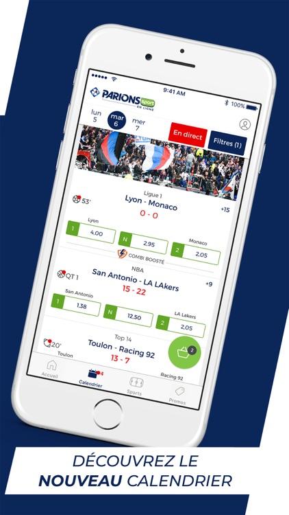 ParionsSport En Ligne® screenshot-3