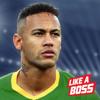 Like a Boss Games - Match MVP Neymar JR - Football artwork